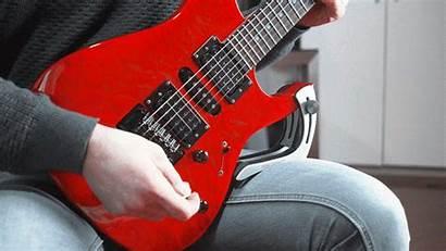 Guitar Electric Leg Fretboard Whole Position Rest