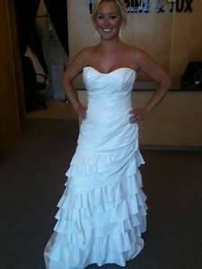 Buyers remorse i hate my wedding dress weddingbee for I hate my wedding dress