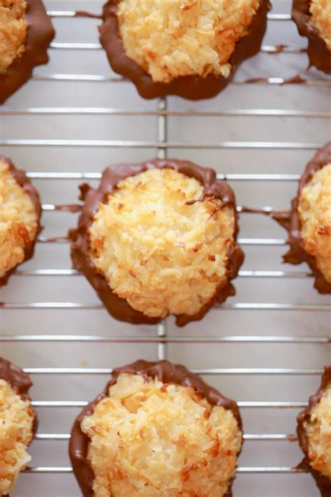 ingredient coconut macaroons recipe gemmas bigger