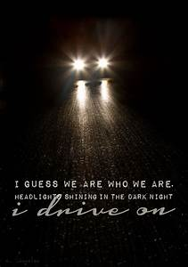 headlights - em... Nate Ruess Song Quotes