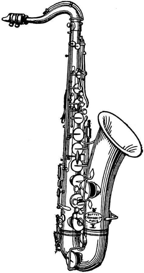 Free Saxophone, Download Free Clip Art, Free Clip Art on