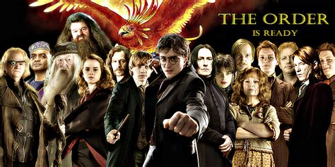 Harry Potter Cast And Crew Order Of The Phoenix Wroc
