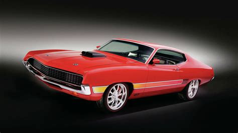 hot rod rods classic muscle 1970 ford torino r wallpaper