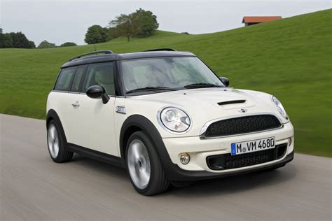 Mini One Clubman Technical Details History Photos On