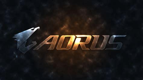 AORUS Logo 4K UHD Wallpaper #526