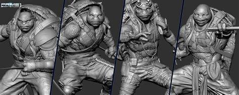artstation prime  studio teenage mutant ninja turtles