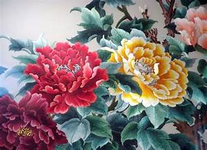 Art of Silk Blog ~ Peonies in Chinese Art and Culture