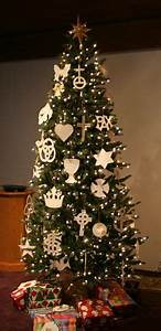 Chrismons™ are handmade Christmas tree ornaments of