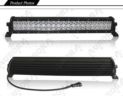 6 inch led row road light bar combo dual
