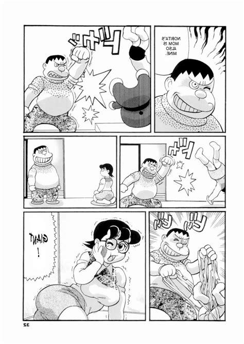 Doraemon Porn