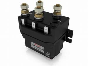 D C  Contactors And Disconnect Switches