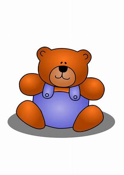 Teddy Bear Clipart Clip Animal Stuffed Animals