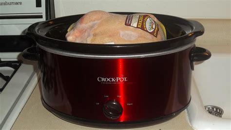 6 quart crock pot cooker review