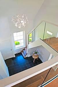 Treppe Mit Glas : viertelgewendelte treppe mit holzstufen und gel nde ~ Sanjose-hotels-ca.com Haus und Dekorationen