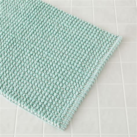 Mint Green Bathroom Rug Set by Shower Curtains And Bath Mats The Land Of Nod