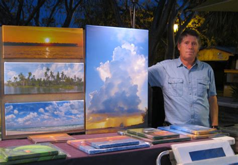 sunset celebration  key west gallery  artisans