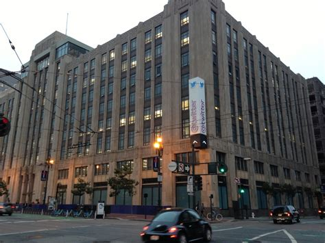 Twitters New Headquarters In San Francisco by The Reading List Tax Airbnb And