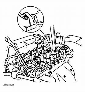 2004 Hyundai Elantra Serpentine Belt Routing And Timing