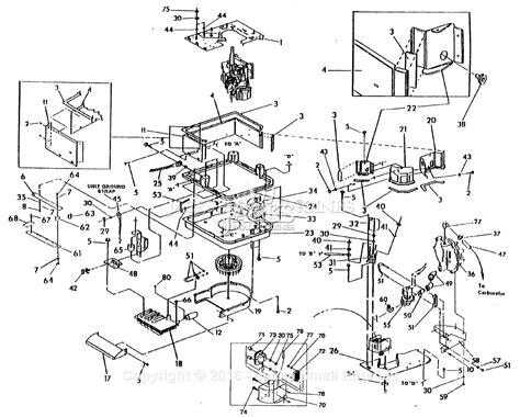 Generac Parts Diagram For Engine Sheet Metal