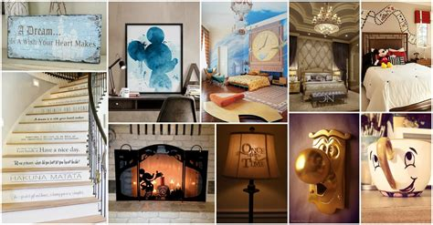 disney decorations magnificent disney inspired interior ideas that you will