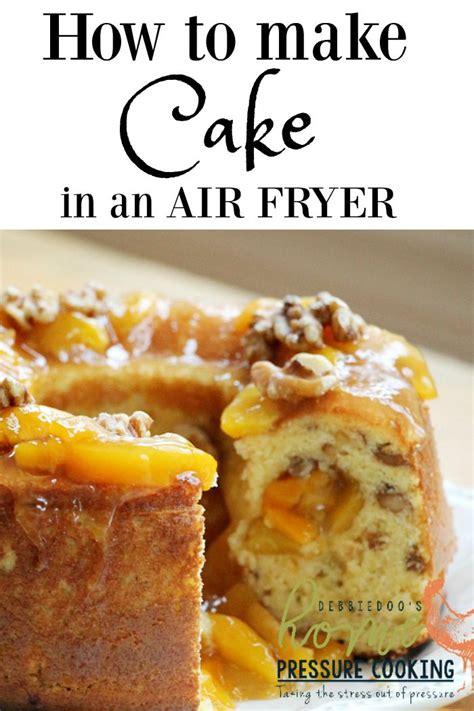 fryer air cake cooking homepressurecooking pressure recipes ninja pot cooker baking oven