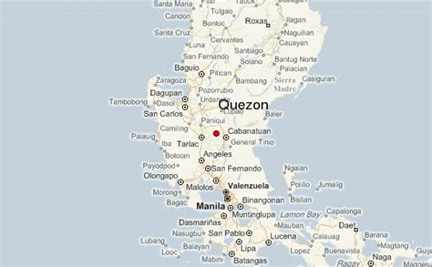 quezon philippines location guide