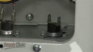Ge Microwave Won U0026 39 T Work  Replace Thermal Fuse  Wb27x1127