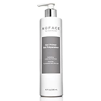 Amazon.com: NuFACE Hydrating Leave-On Gel Primer , For Use