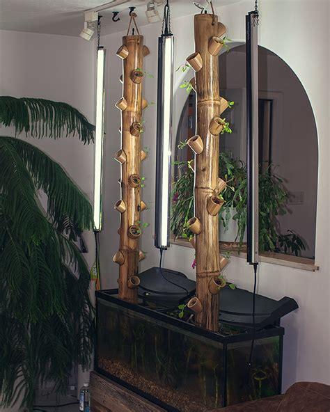 indoor outdoor vertical gardening systems natureponics llc