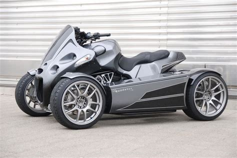 The Four-wheeled Motorcycle