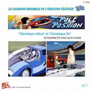 Pole Position Dessin Animé : disque s ries tv et dessins anim s pole position ~ Medecine-chirurgie-esthetiques.com Avis de Voitures