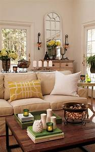 Natural living room designs