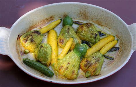 cuisiner la fleur de courgette photos comment cuisiner la fleur de courgette