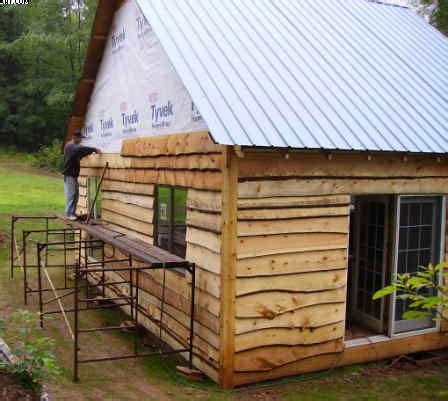 Ship Lapped Timber installs ship lapped frugal housing ideas house siding