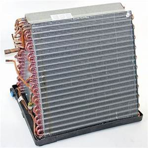 Central Air Conditioner Evaporator Coil Assembly
