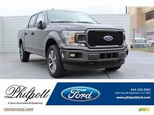 2019 Ford F150 Stx Supercrew 4x4 In Magnetic
