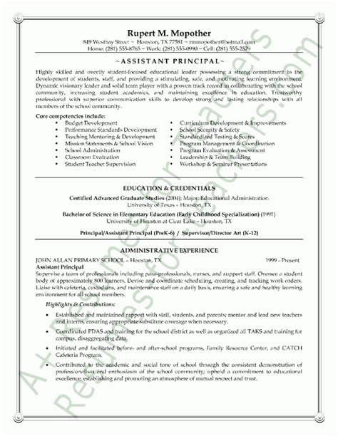 high school principal resume scriptcs