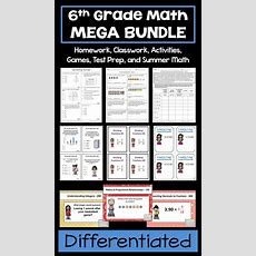 20699 Best Math For Sixth Grade Images On Pinterest  Sixth Grade, Teaching Math And Middle