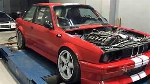 Bmw E30 With M50 Turbo Engine - Rpm Limit