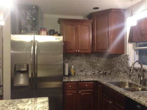 backsplash ideas  granite kitchens  bathrooms