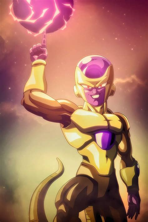 golden frieza  accreed personajes de dragon ball
