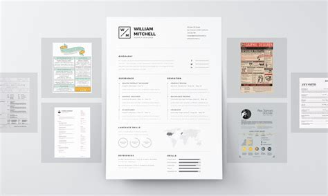 How To Design Resume by 7 Resume Design Principles That Will Get You Hired 99designs