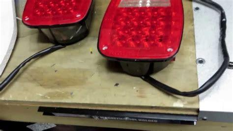 jeep tj led tail lights cheap youtube