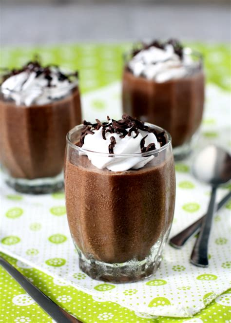 simple dessert recipes with chocolate chocolate mousse easy dessert recipes for that are tasty