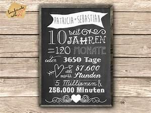 Kleines Geschenk Für Freund : euer jahrestag als poster von vintagepapergoods greennest auf deko geschenke ~ Watch28wear.com Haus und Dekorationen