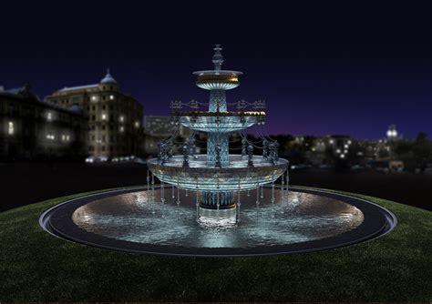 Crystal Fountain Azerbaijan - GamoolaGamoola