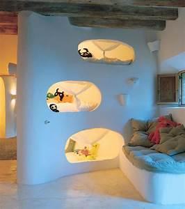 Unique, Kids, Bedroom, Cave, House