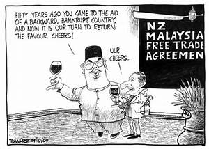 Malaysian free trade agreement, 2009 – Development ...