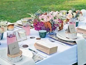 mariage champetre 81 idees de decoration originales With salle de bain design avec décoration mariage toile de jute et dentelle