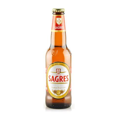 Sagres - Blond Portuguese Beer - Brasserie Sagres